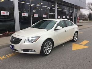 2013 Buick Regal 2.0L Turbo Leather Sunroof 19's