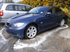 2006 BMW 320d *** BREAKING ONLY *** all parts available ***