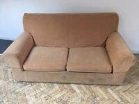 Comfy Cream Sofabed
