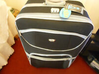 Large expanding suitcase