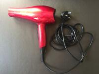 Lee Stafford Argan oil professional hair dryer (Red Colour)