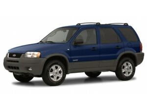 2002 Ford Escape XLS