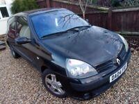 Renault, CLIO, Hatchback, 2004, Manual, 1461 (cc), 3 doors