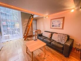 Double studio maisonette flat in this period conversion property in Lancaster Gate, W2. -Ref: 978
