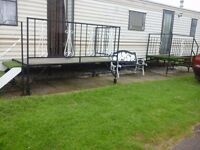 FOR RENT STATIC CARAVAN IN SKEGNESS