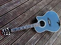 Acoustic Guitar Ovation USA Custom Legend 1769 ADII - Al Di Meola Signature