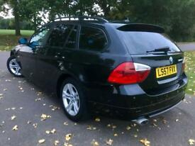 BMW 320D SE Touring 2.0L 5Dr In Mint Condition!!m FULL SERVICE HISTORY/1 Year MOT/HPI Clear