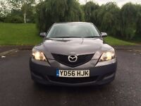 2009 Mazda 3 1.6L Petrol with full service history,1 owner from new & long mot