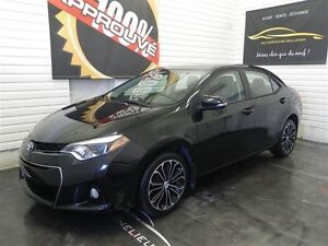 2014 Toyota Corolla S *Camera*Toit*AC*Mags*