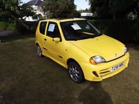 Fiat Seicento For sale, in good condition, 11 monthe MOT, reliable.