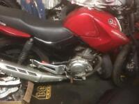 Ybr 125 breaking for spares