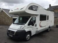 Fiat Ducato Motorhome Rollerteam Autoroller 707, 6/7 berth, very clean condition, FSH.