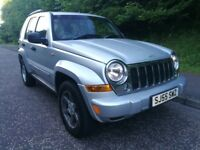 Jeep Cherokee 2.8 Tdi Limited Top of the range Full Mot and Service History