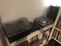 Full DJ set up including extras available for quick sale.