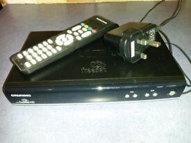 Grundig Satellite HD Receiver