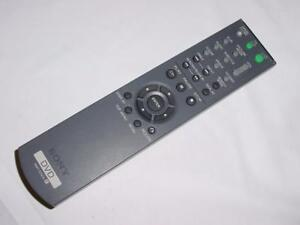 Sony RMT-D141A DVD Player System Remote Control for DVPNS305 DVPNS315 HT1700D