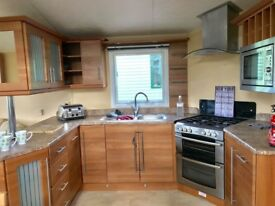 Amazing 2 bed caravan for sale at Hunters Quay Holiday Village by the Holy Loch
