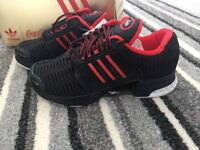 Addidas climacool Coca-Cola trainers. Limited edition.