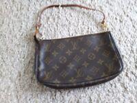 Genuine Louis Vuitton Handbag