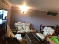 3 piece sofa ideal for conservatory