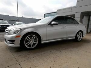 2013 Mercedes-Benz C-Class C300 4Matic, Ensemble Sport et Preniu