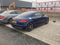 Audi TT S line Black edition Quattro