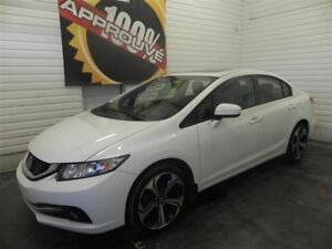 2014 Honda Civic Touring, Navigation, Automatique