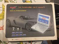 Orbit Portable DVD + DVB player