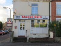 Indian takeaway for sale for a quick sale in a great area take away currys fast food £14000 ovno