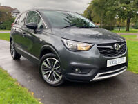 Vauxhall, CROSSLAND X, Hatchback, 2018, Manual, 1199 (cc), 5 doors