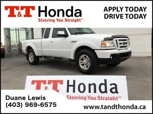 2010 Ford Ranger *Local Truck, AWD, Six CD/MP3 changer , AUX*