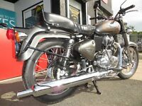 Brand New 500cc Royal Enfield Bullet 500 - £3999 - 2 Years Full Warranty, Finance subject to status