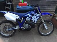 Yamaha yz 250 swap only