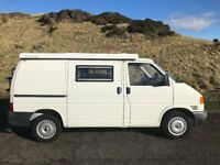 Volkswagen TD4 Caravelle Campervan, Excellent Condition, Left Hand Drive. 2000 imported from NL 2014