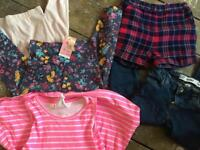 Small bundle girls age 4-5 clothes £1