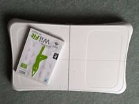 Wii Fit Board complete with Disc in Case