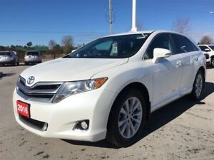 2016 Toyota Venza LE 4 Cyl FWD - No Accidents / One-Owner / TCUV