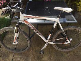 Scott Aspect 20 hardtail mountain bike / 2011 / 26inch