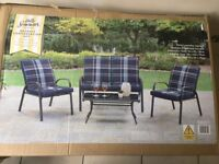 Brand New garden / patio set. Original price £300
