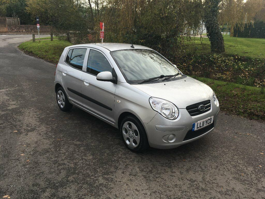 £30 tax - Kia Picanto 1.0 Spice 5 dr- - Excellent condition - Complete service history - New MOT -