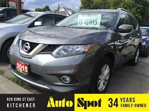 2015 Nissan Rogue SV/MOONROOF/MINT VEHICLE