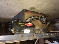 Craftsmen cast iron table saw