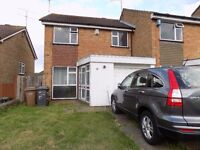 Well Presented 3 Bedroom House Challney Area - Close to Motorway and Hospital - Available Now No DSS
