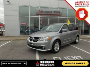 2016 Dodge Grand Caravan CREW A/C GR  LECT MAGS MP3/USB