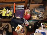 Car boot, student, kitchen, surplus