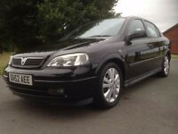 Vauxhall Astra. Low Mileage, 12 Months MOT