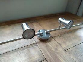 B&Q Aphroditus 4 lamp spotlight inc. 8 bulbs