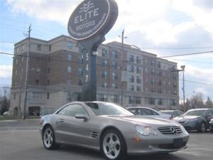 2005 Mercedes-Benz SL-Class 500 HARDTOP ~ 64, 000 KMS ! WARRANTY