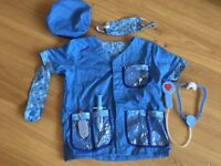Melissa and Doug Vet outfit