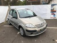 Citreon C3 1.4 Desire 5 Door, *Ideal First Car*, Stamped History, Air Con 12 Month Month Warranty